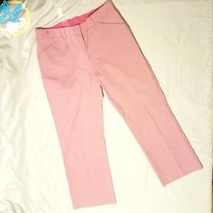 Lilly Pulitzer Gingham Capris